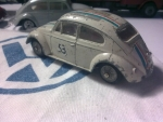 VW type 1 Herbie før rep 3
