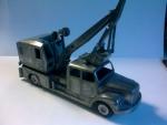 Scania Vabis 76 om byg til Åkerman gravemaskine 1
