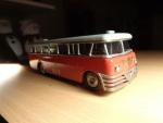 Tekno Volvo DSB bus