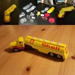 Shell tankbil
