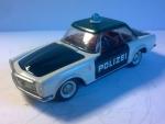 Mercedes Benz 230-280 Polizie 2