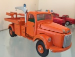 vilmer redningsbil, orange