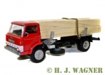 917 - Ford D800 Tømmerbil