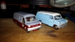 Dinky Toys Ford Transit