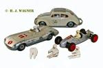 Racerkører - anvendt i Cooper-Norton, Ferrari Monza og Herbie