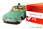 826 - POLITI -- Ford Taunus 17m Super