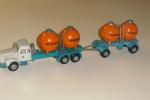Påhængsvogn til cementbil